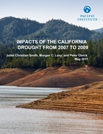 <a href=https://pacinst.org/publication/impacts-of-the-drought-2007-2009/>Impacts of the California Drought from 2007 to 2009: Surprising Outcomes for California's Agriculture, Energy, and Environment</a>