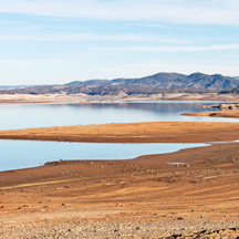 land-water