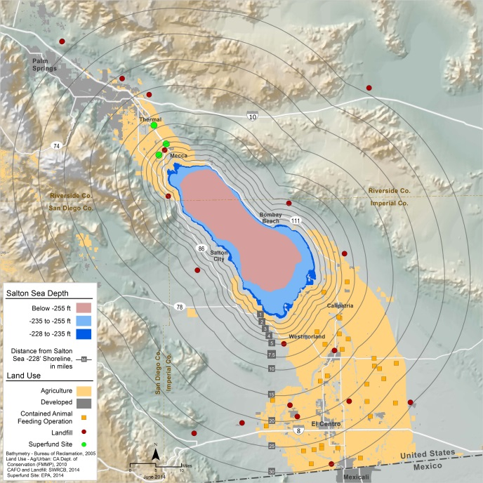 Hazard S Toll The Costs Of Inaction At The Salton Sea