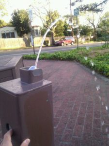 Drinking fountain, California (Photo: Peter Gleick)