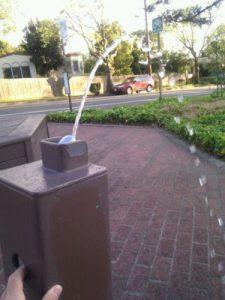 Drinking fountain, California (Photo: Peter Gleick)