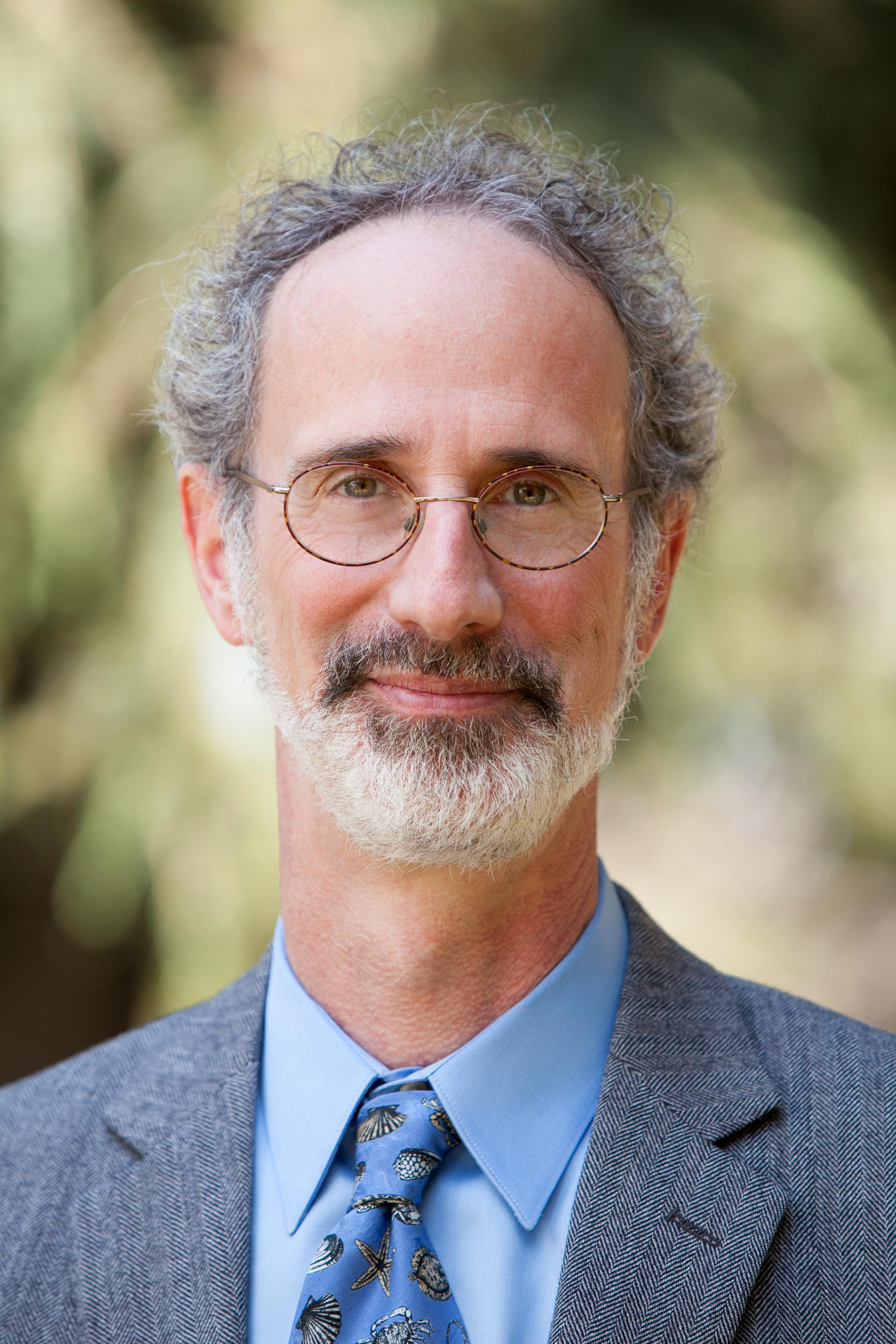 Dr. Peter Gleick, president emeritus of the Pacific Institute