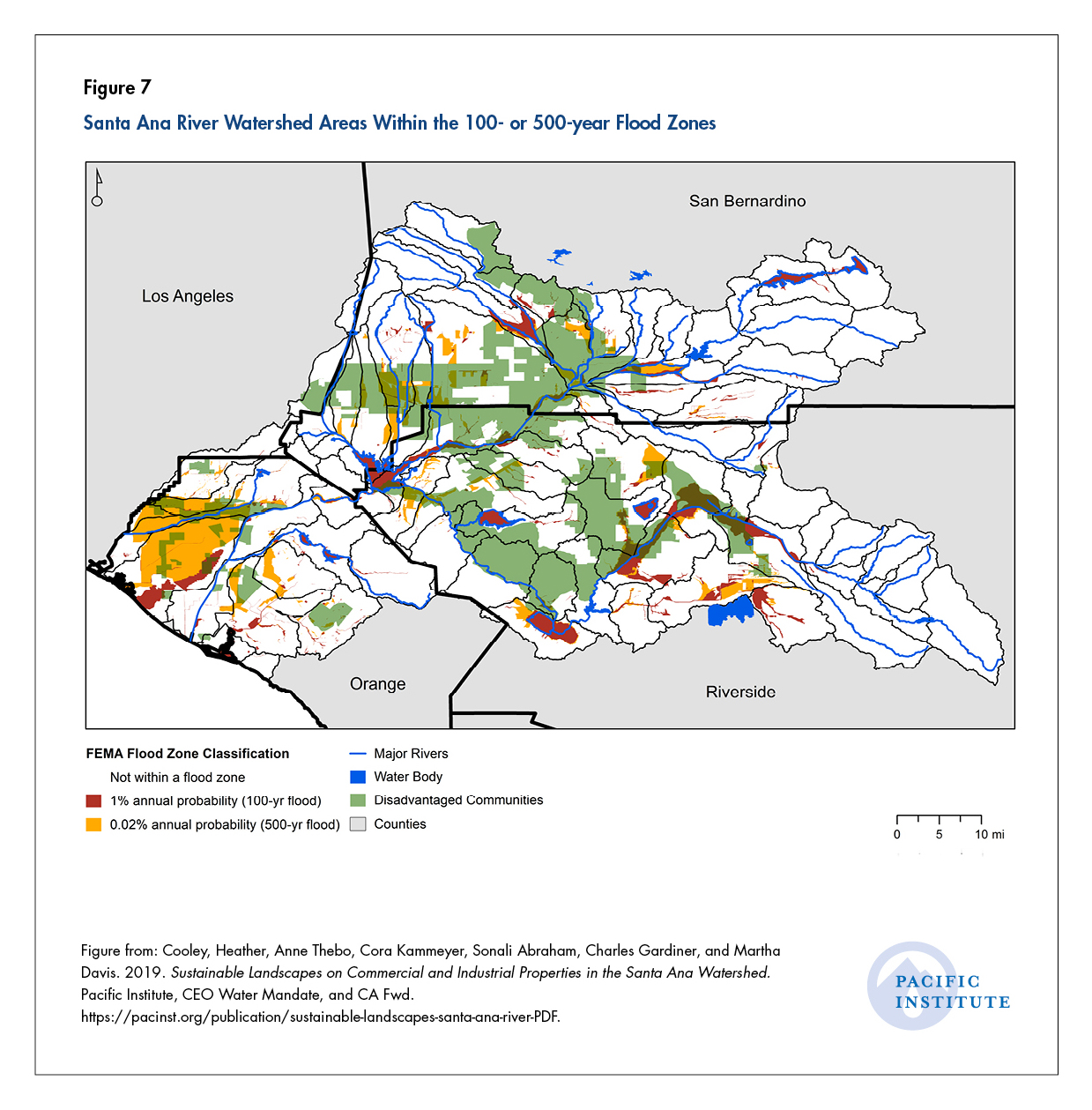 Bodies Of Water In California Map.Sustainable Landscapes On Commercial And Industrial Properties In