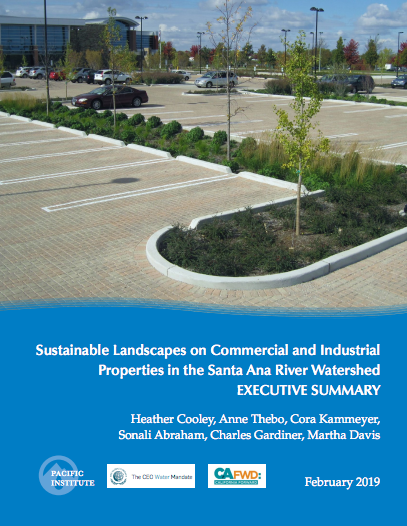 Sustainable Landscapes Santa Ana River Watershed